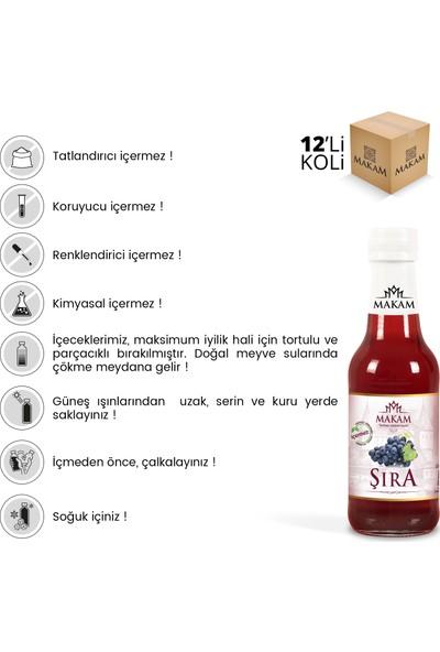 Makam White Üzüm/Şıra 250 ml 12'Li Koli