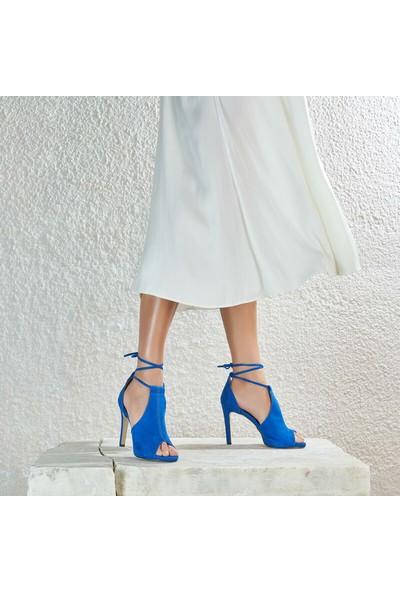 Butigo Dante 73Z Saks Kadın Sandalet