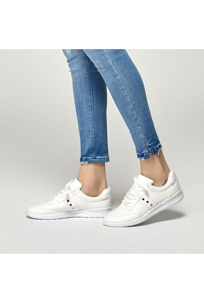 Polaris 91.313388.Z Beyaz Kadın Spor Ayakkabı