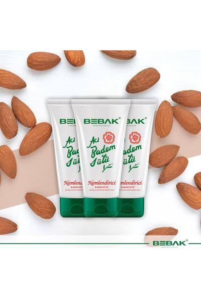 Bebak Acı Badem Sütü 175Ml Nemlendirici Krem