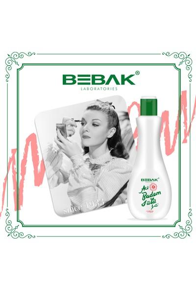 Bebak Acı Badem Sütü 215 Gr (Büyük Boy)