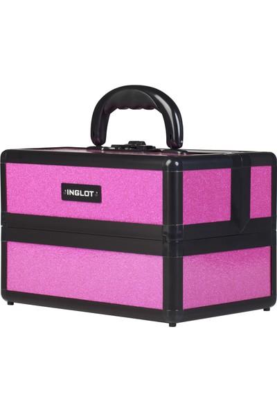 Inglot Makeup Case Shiny Pink Small (Kc-Msm01)