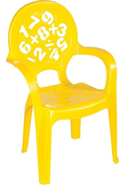 Pilsan Çocuk Koltuğu - Sarı