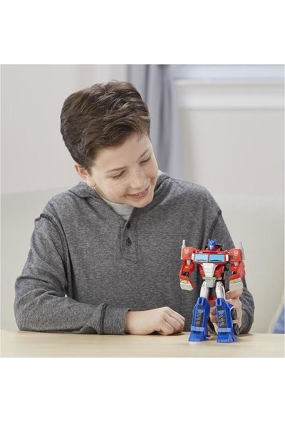 Transformers Cyberverse Büyük Figür E1886-E3639