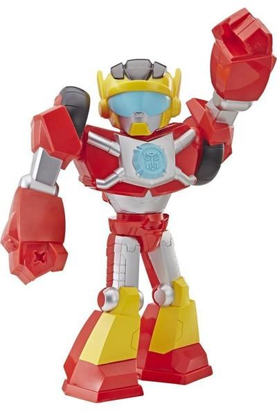 Transformers Rescue Bots Büyük Figür Hot Shot E4131-E4174