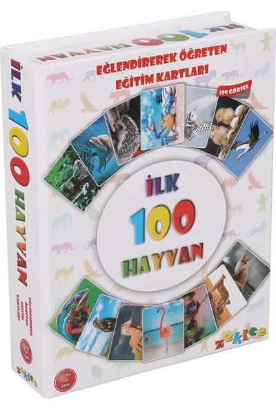 Zekice İlk 100 Hayvan
