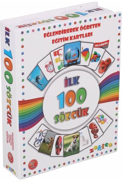 Zekice İlk 100 Sözcük