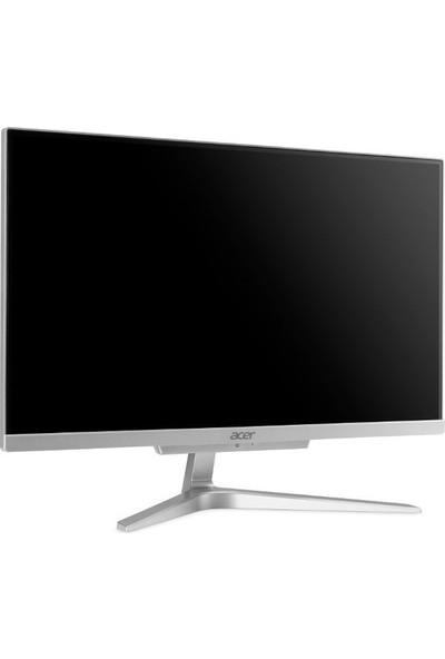 """Acer C22-865 Intel Core i3 8130U 4GB 1TB Freedos 21.5"""" FHD All In One Bilgisayar DQ.BBREM.006"""