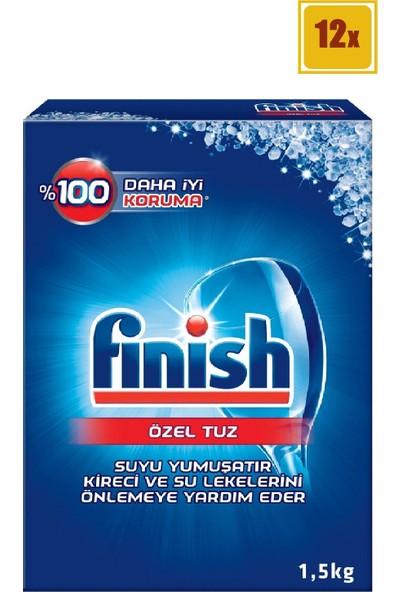 Finish Özel Tuz 1,5 kg (X12)