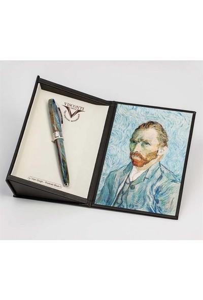 Visconti Van Gogh Portrait Blu Roller Kalem 78425