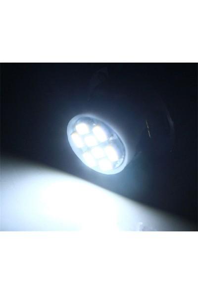 ModaCar 8 Beyaz Ledli T10 Tip Park Ampülü 998815