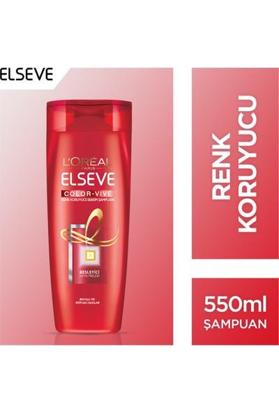 Elseve Colorvive Şampuan 550 Ml