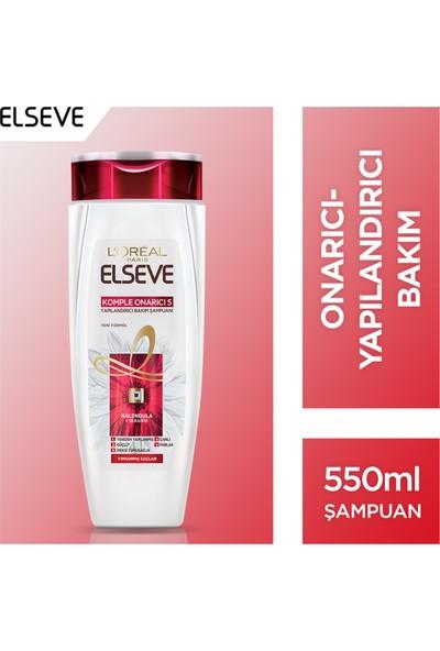 Elseve Komple Onarıcı 5 Şampuan 550 Ml
