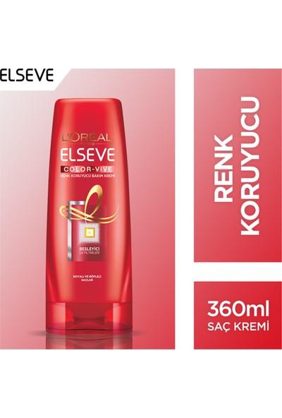L'Oréal Paris Elseve Color Vive 360Ml Renk Koruyucu Saç Kremi