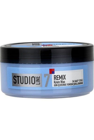 Studio Line Remix Krem Wax 150 Ml