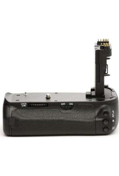 Minadax Canon Eos 6D İçin Minadax Profesyonel Batarya Tutacağı Bg-E13'E Benzer