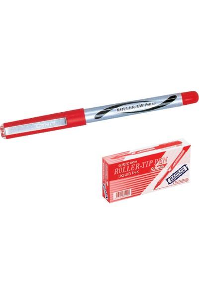 Ah-2000A Roller Kalem Kırmızı