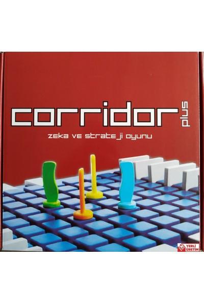 Zekice Corridor Plus (Koridor) Zeka Ve Strateji Oyunu