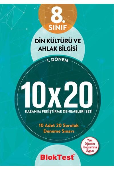 8 Sınıf Din Kültürü Ve Ahlak Bilgisi 10X20 Deneme Tudem Yayınları
