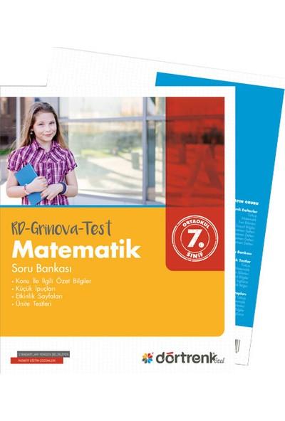 7 Sınıf Rd-Grinova- Test Matematik Soru Bankası Dörtrenk Yay