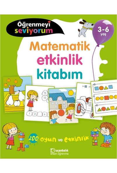 3-6 Yaş Matematik Etkinlik Kitabım Tudem Yayınları
