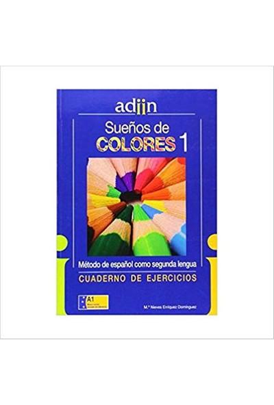 Suenos De Colores 1 Adiin - Marıa Nıeves