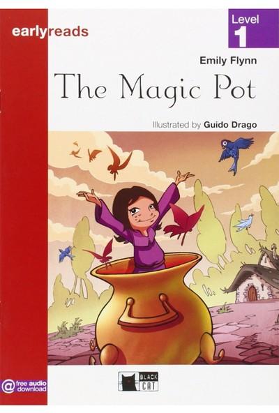 The Magic Pot Earlyreaders Level 1 Black Cat - Emily Flynn
