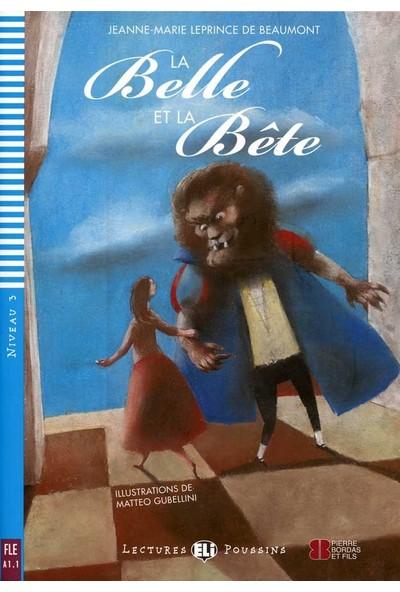 Lep Lv 3 La Belle Et La Bete Eli - Jeanne-Marie Leprince De Beaumont