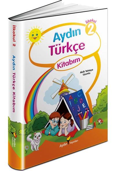 2 Sınıf Aydın Türkçe Kitabım Aydın Yayınları