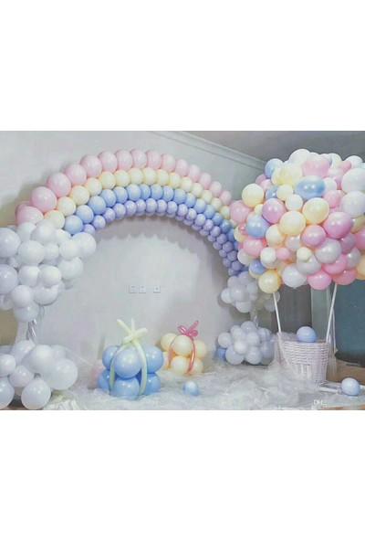Parti Denizim Makaron Balon Soft Balon 25 Adet Aynı Gün Kargo İmkanı