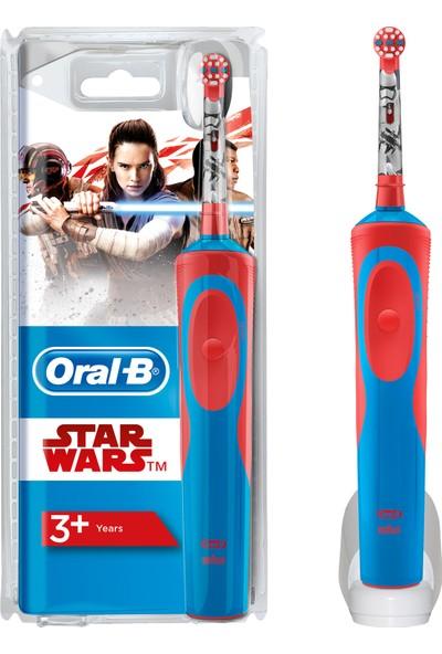 Oral-B Star Wars Çocuklar İçin Şarj Edilebilir Diş Fırçası (3+ yaş)