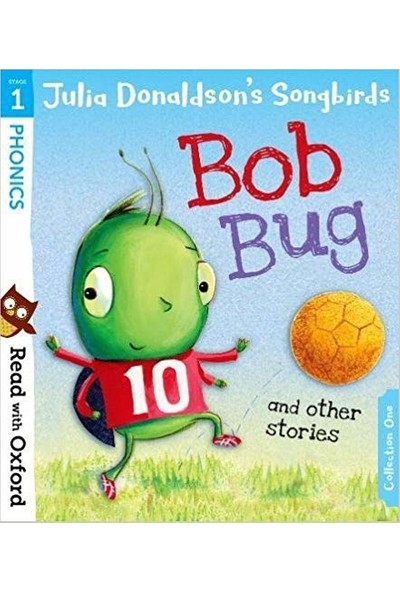 Read With Oxford: Bob Bug And Other Stories (Stage 1)