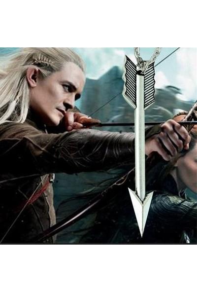 VipBT Legolas'In Oku Yüzüklerin Efendisi Lotr Cosplay Kolye