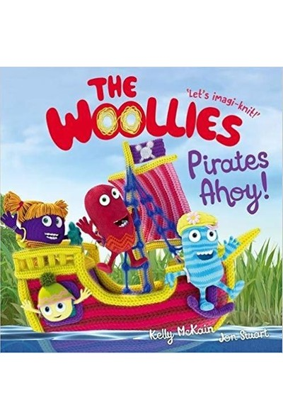 The Woolies: Pirates Ahoy
