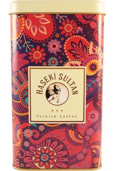 Haseki Sultan Premium Türk Kahvesi 500 gr (Teneke Kutulu)