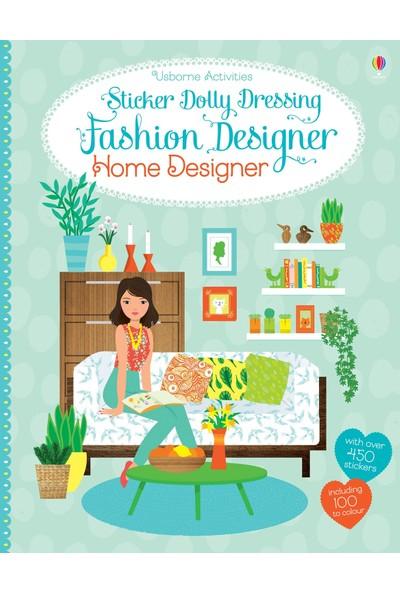 Sticker Dolly Dressing: Home Designer