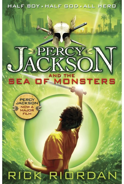 Percy Jackson And The Sea Of Monsters (Percy Jackson 2)