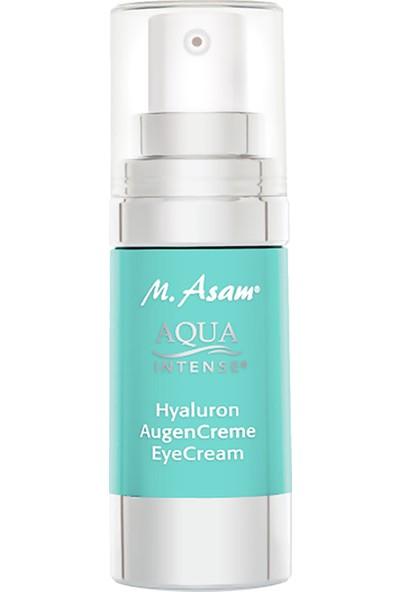 M.Asam Aqua Intense Hyaluronlu Göz Kremi 30 ml