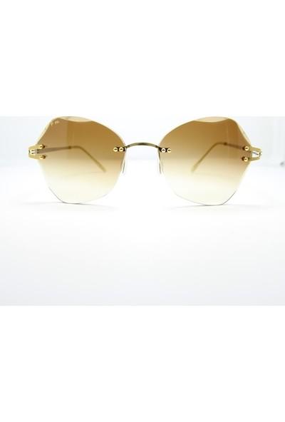 Freddie Mercury Fm1461 C3 Bizote Kadın Güneş Gözlüğü
