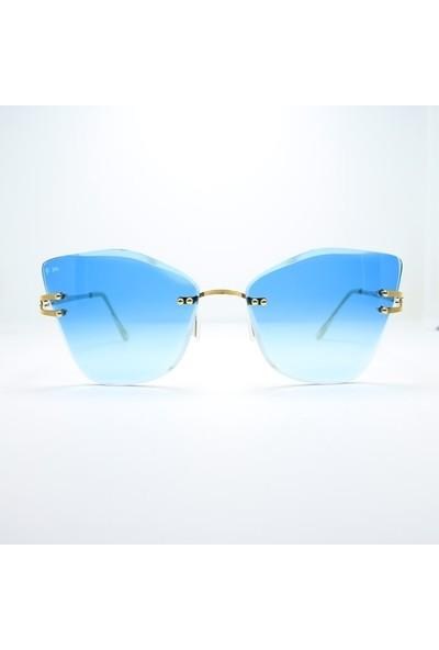 Freddie Mercury Fm1456 C2 Bizote Kadın Güneş Gözlüğü