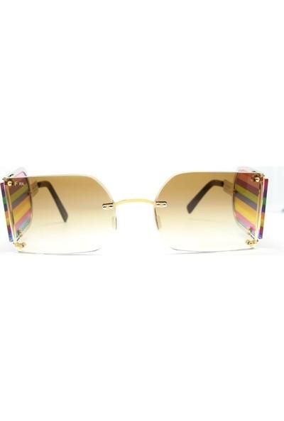 Freddie Mercury Fm1459 C3 Bizote Kadın Güneş Gözlüğü
