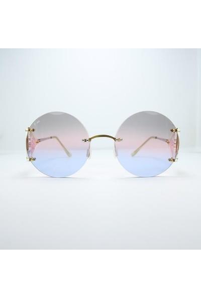 Freddie Mercury Fm1455 C8 Bizote Kadın Güneş Gözlüğü