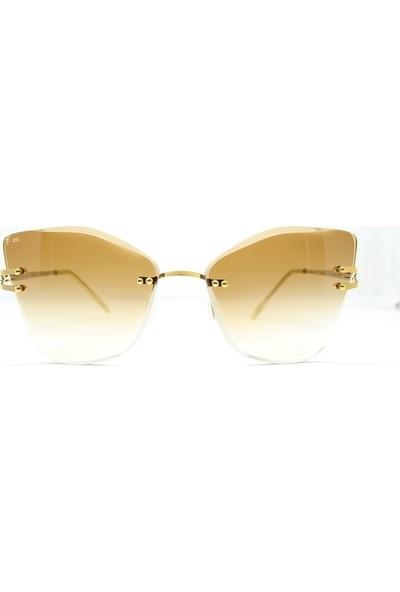 Freddie Mercury Fm1456 C3 Bizote Kadın Güneş Gözlüğü