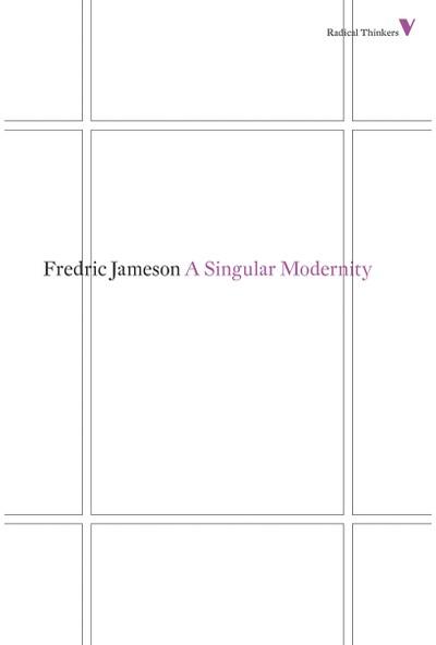 A Singular Modernity