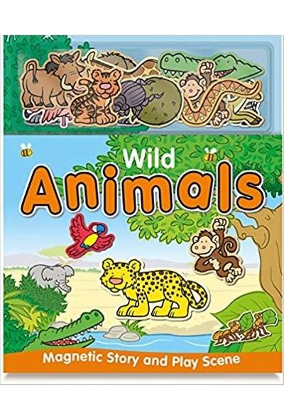 Wild Animals (Magnetic Play Scenes)