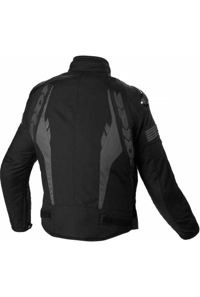 Spidi Warrior H2Out Spor Ceket Siyah