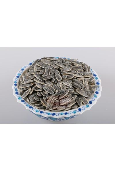 Haluk Aydın Kuruyemiş Yerli Tuzlu Siyah Ayçekirdeği 1000 gr