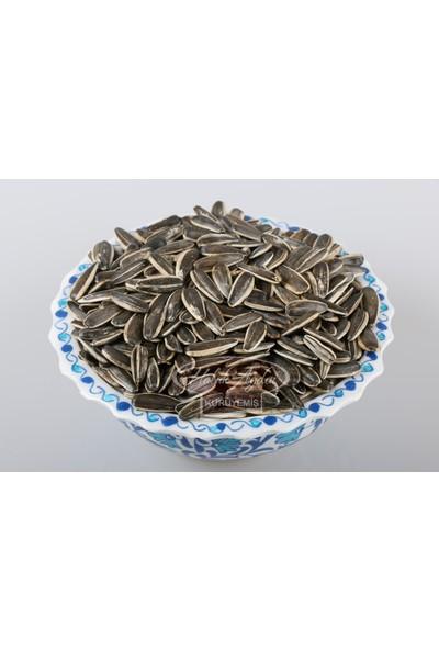 Haluk Aydın Kuruyemiş Yerli Tuzsuz Siyah Ayçekirdeği 1000 gr