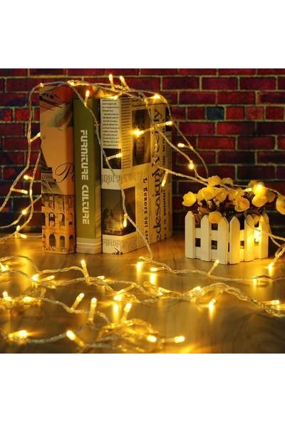 Orjinal Dükkan Dekoratif Led Işık Dizeleri 5 Metre Fişli