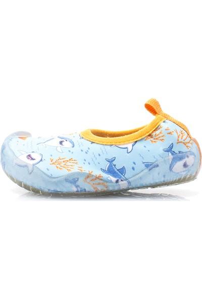 Newborn Çocuk Terlik - Sandalet Erkek Çocuk